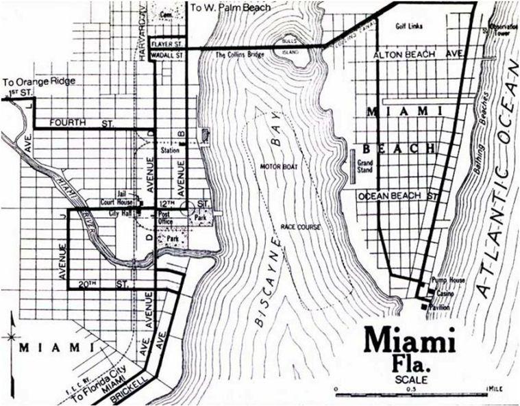 MiamiDade Maps and Views