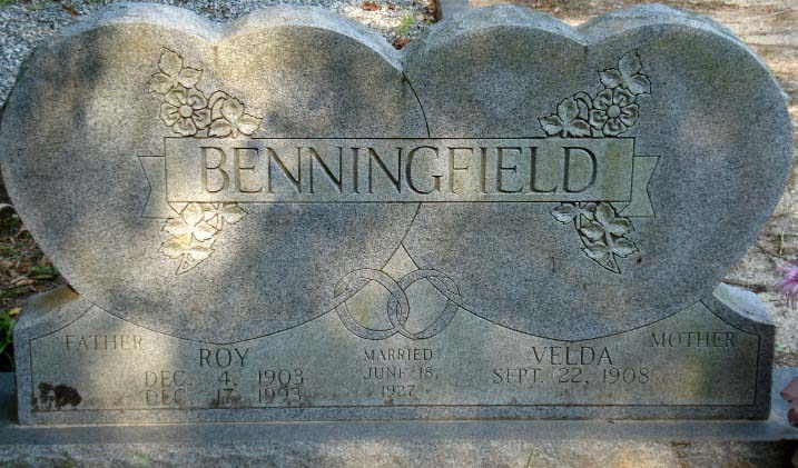 lorel lindy benningfield