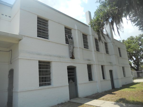 The Clay County Jail/Archives