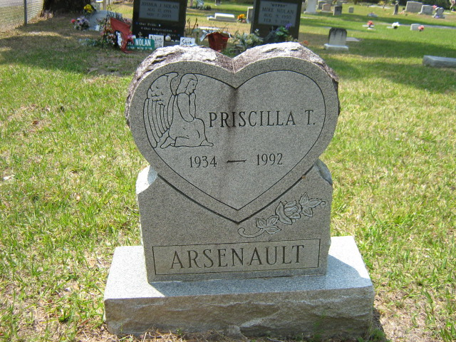 fidèle arsenault died 6 february 1934